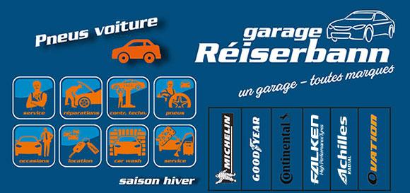 Atelier Partenaire De Auto Crew Offres Garage Reiserbann