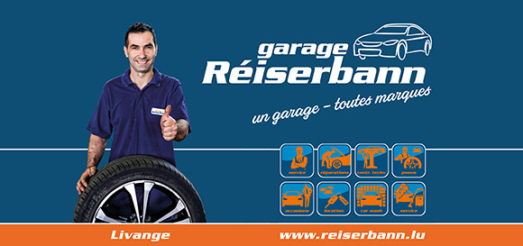 Garage Réiserbann